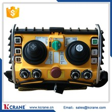 new products factory price F24-60 universal ac control system, joystick control for crane, wireless control for crane
