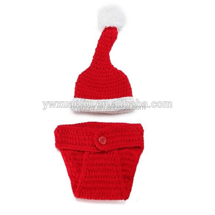 Venta al por mayor santa claus crochet-Compre online los mejores ...