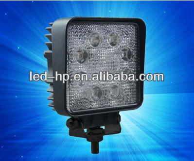 High Quality 27w led work light magnetic base