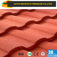 Stone Coated Steel Roofing Tile / Building Material Prices in Nigeria / Kenya / America / Canada etc