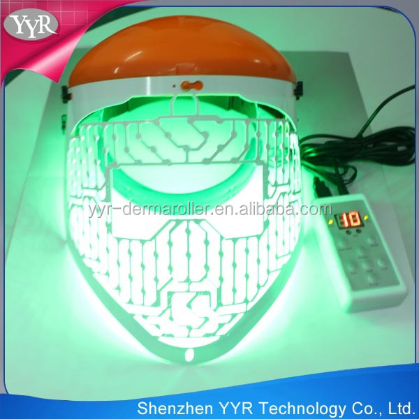 YYR CE professional home use skin beauty light therapy acne led