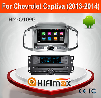 Hifimax Andriod 7.1 Touch Screen Car DVD For Chevrolet Captiva (2013-2014) GPS Navigation WITH 2G RAM 16GFLASH WIFI 3G DVR