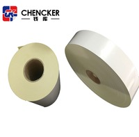 mirror cast coated self adhesive sticker paper