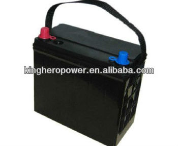 12V45Ah MF Volta battery / DIN45 Auto Battery