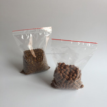 Resealable Plastic Seal Zip Lock Bags Clear Poly Ziplock Bag