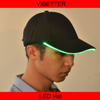 Hot selling LED lighting caps and hats for fishing
