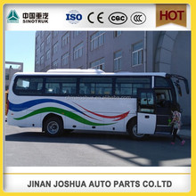 foton new passenger coach bus colour design made in china
