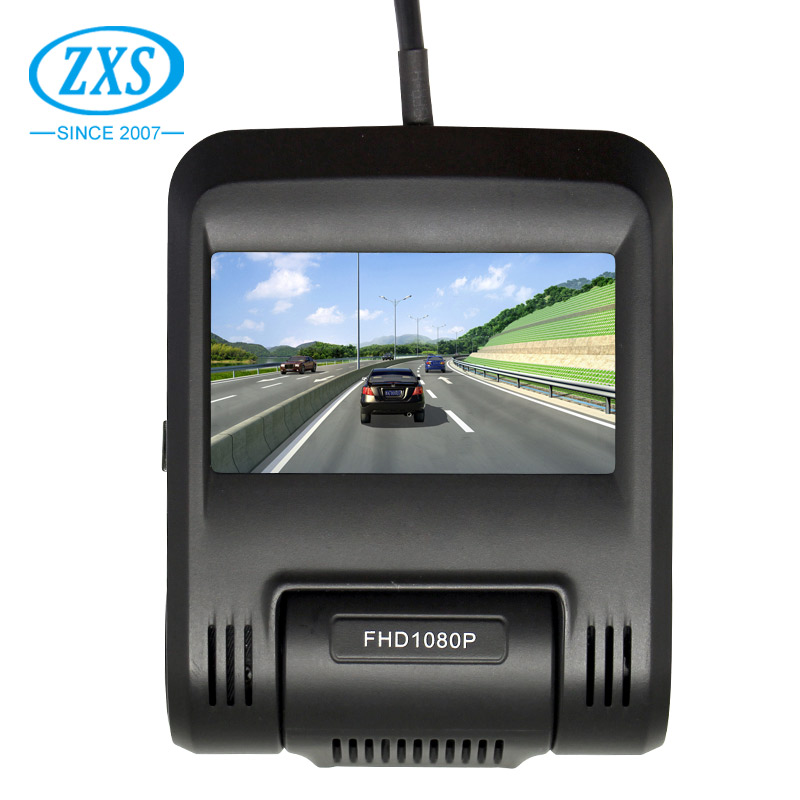 Wifi connection fhd 1080p panoramic 360 degree car dash cam
