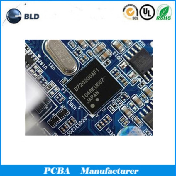 Induction Cooker PCB Circuit Board with 4 layers Lead Free HASL PCB