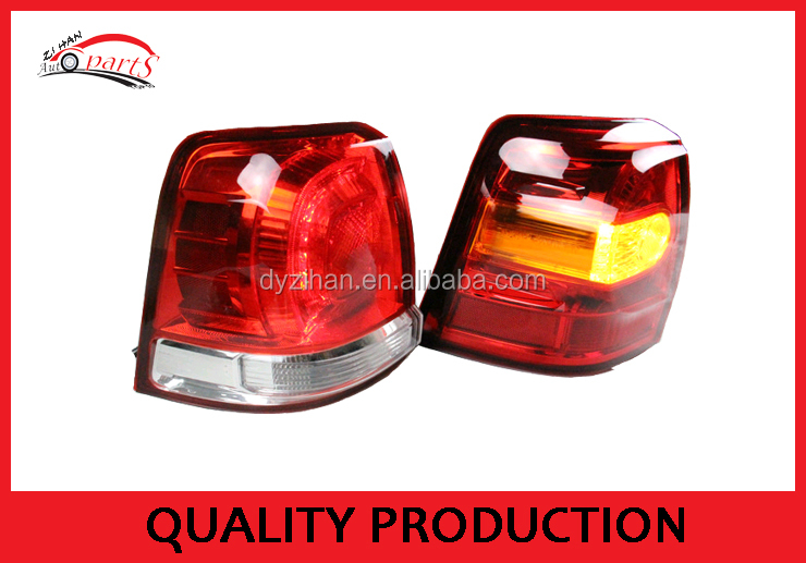 car tail lamp used for toyota land cruiser fj200 tail lamp