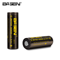 lithium-ion rechargeable cell 4000mah 21700 battery 30A discharge Basen brand new arrival