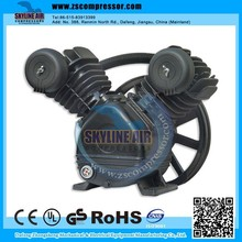 Chinese products wholesale piston air compressor high and low pressure