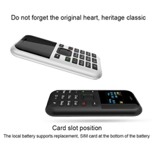 very cheap very small size mobile phone AEKU C8 card size mobile phone, 1.3 inch, MTK6261D, Support Wireless, GSM