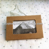 Customized Kraft Postcard Packing Boxes