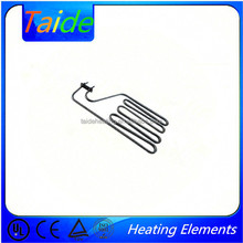 Stainless steel sauna appliance heating elements certificated approved