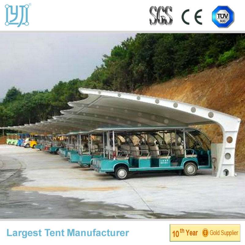 steel Car Parking Canopy Tent Outdoor