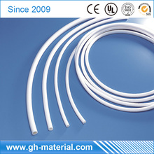 Plastic Transparent FEP Electric Wire Protection Transparent Adhesive-Lined Heat Shrinkable Tube