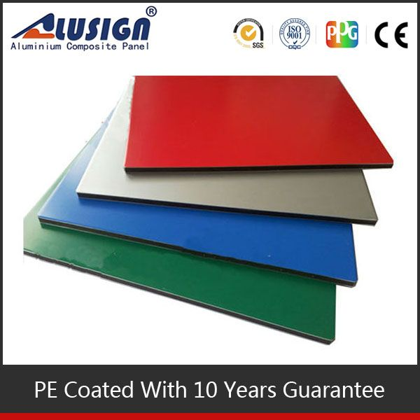 Alusign attractive design consulta sobre o produto wall panel concrete cladding