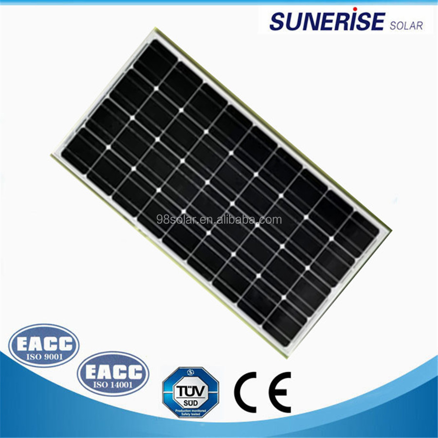 china factory suntech mono 80w small solar pv panel