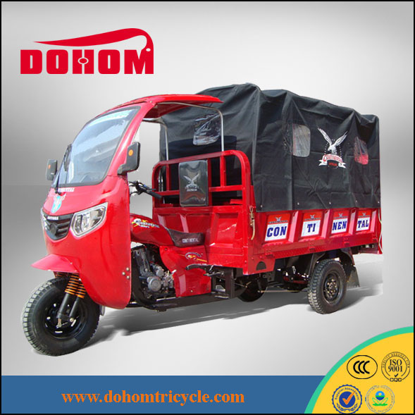 Chinese mini truck three wheel motorcycle water cooled