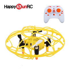 Custom toys DIY Bricks fancy small personal 2.4G rc drone with FPV WiFI 720P Camera