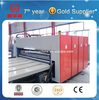 China manufacturer Auto paper feeding corrugated carton printing slotting die cutting machine