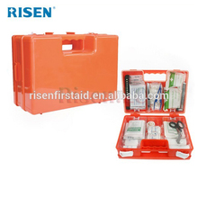 2017 Wholesale ABS Hospital Medical Emergency Empty First Aid Kit, Wall Mounted First Aid Box Wall Mounted First Aid Case