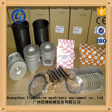 Excavator Engine Parts Mitsubishi S6K Liner Kit
