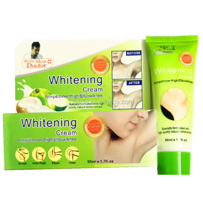 underarm whitening <strong>cream</strong> 50 ml for armpit elbow knee skin care