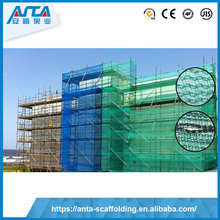 Top Quality construction fence nylon safety net for sale