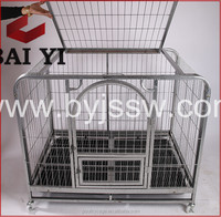 Wholesale Portable Metal Folding Dog Cages And Dog Travel Crate