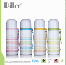 High quality Bullet shape double Stainless steel Vacuum flask / thermos