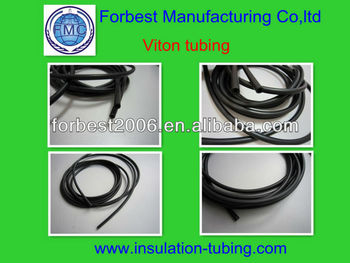 viton rubber hose for passing hot oils