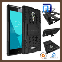 Chinese Alibaba Supplier heavy duty armor kickstand TPU+PC 2 in 1 case For Alcatel flash 2 armor slim back cover lowest price