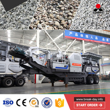 Mining machine mobile stone quarry machines for sale