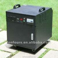 1000w-3000W portable solar generator for home and commercial use