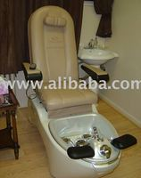 Slightly Used Platino Pedicure Spa