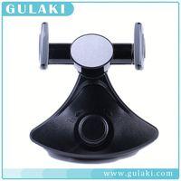qi wireless car charger ,h0ts34 360 degree rotation cd slot car phone holder