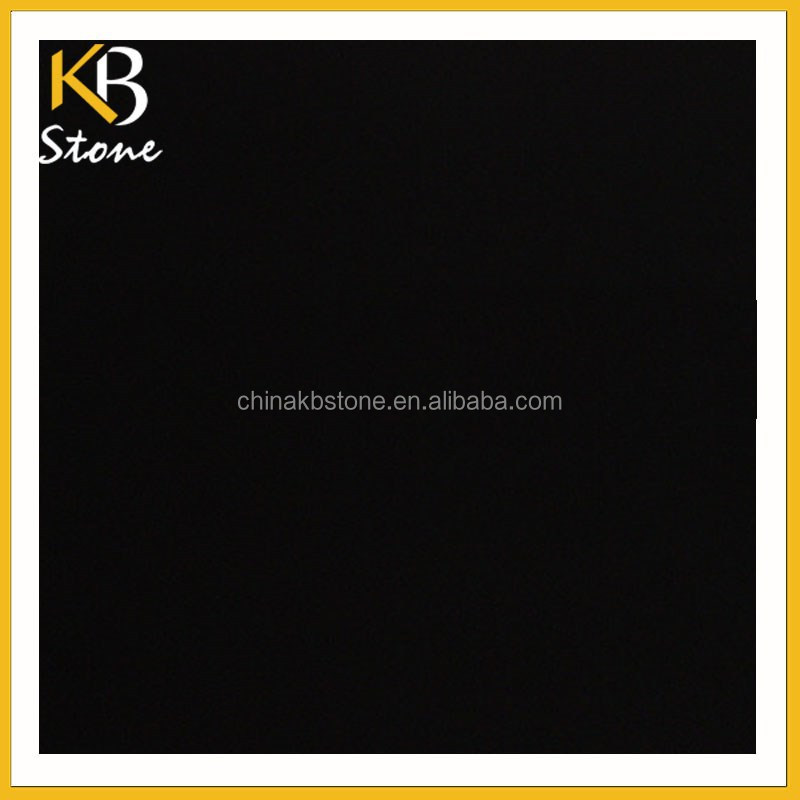 Pure Black Marble Tile Stone for wall or flooring