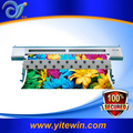 FY-3206R 3.2m outdoor solvent printer in a fast printing speed(SPT 510/35pl head)