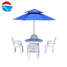 240CM*8K Factory directly provide patio decorative new style umbrella