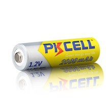 Hot sale with good quality 1.2v nimh 2000mah rechargeable battery in alibaba website