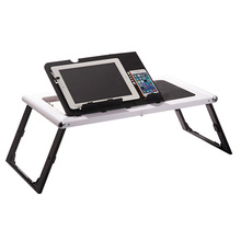 Small Hospital Foldable Table Eat In Bed