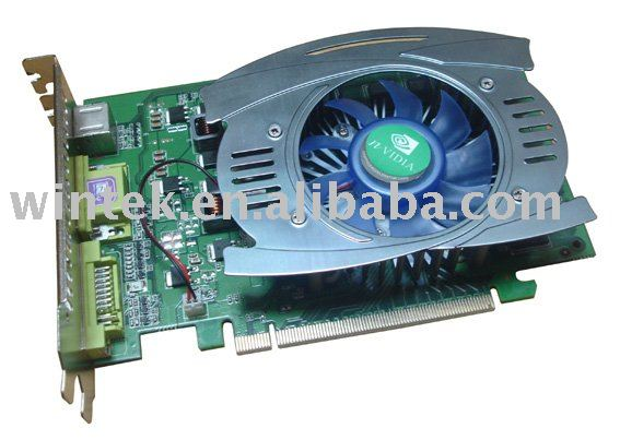 NVIDIA 8500GT 256M PCI EXPRESS DDR3 VIDEO card