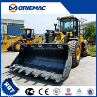 backhoe loader XCMG ZL50GN front end loader