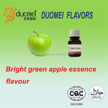 Bright Green apple essence flavour for candy production, food flavour