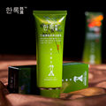Hanlu bamboo salts freshing moisturizing cleansing foam skin care