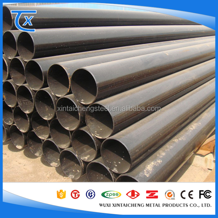Non Secondary Tube Steel Sizes Fence Door Mild Steel Pipe Prices Per Kg