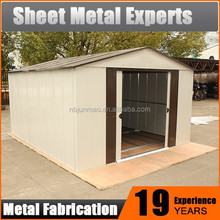 garden shelter waterproof easy-assembled metal garden Storage prefab shed quick assembly houses