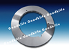 Sheet metal cutting knife: concave and convex shear blade